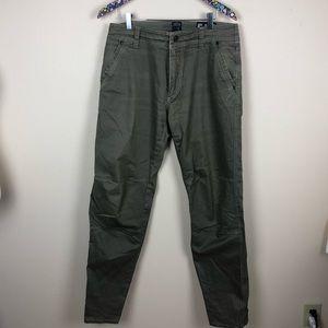 Kuhl Vintage Patina Dye khaki pants size 33x34